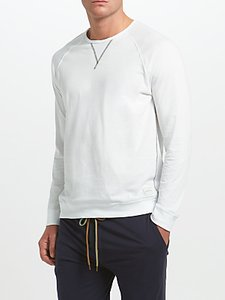 Read more about Paul smith loungewear crew neck sweatshirt white