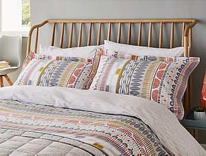Read more about Scion seurata duvet cover and pillowcase set