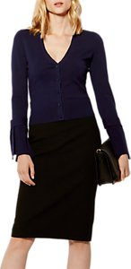 Read more about Karen millen knotted cardigan navy