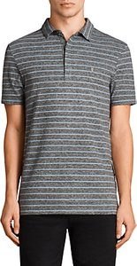 Read more about Allsaints paver short sleeve polo shirt