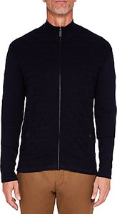 Read more about Ted baker t for tall delgatt jumper navy blue