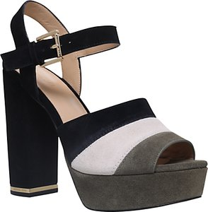 Read more about Michael michael kors anise block heeled platform sandals multi