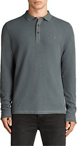 Read more about Allsaints clash long sleeve polo shirt