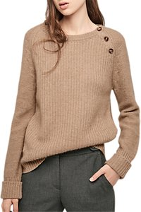 Read more about Gerard darel louka long sleeve jumper beige