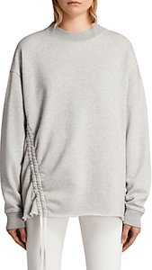 Read more about Allsaints able sweater grey marl