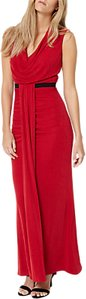 Read more about Damsel in a dress cowl neck maxi dress red
