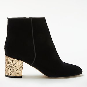 Read more about Boden lana block heeled ankle boots black