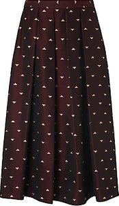 Read more about L k bennett grace jacquard skirt ruby