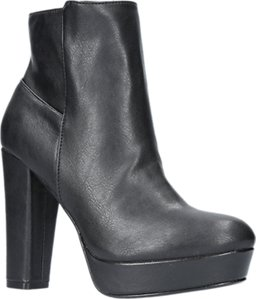 Read more about Miss kg shez block heel ankle boots black