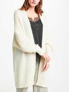 Read more about Modern rarity fluffy cardigan cream
