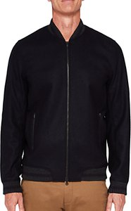 Read more about Ted baker t for tall fredtt bomber jacket navy