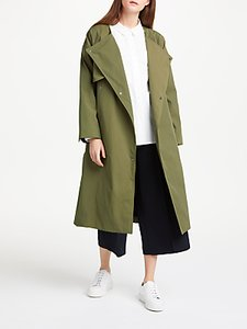 Read more about Kin by john lewis collarless trench coat