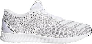 Read more about Adidas aerobounce pr women s running shoes white