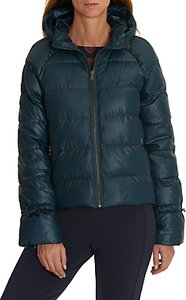Read more about Betty co quilted jacket teal