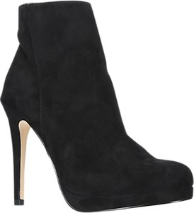 Read more about Carvela sketch stiletto heeled ankle boots black