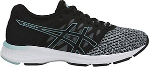 Read more about Asics gel-exalt 4 women s running shoes black grey blue