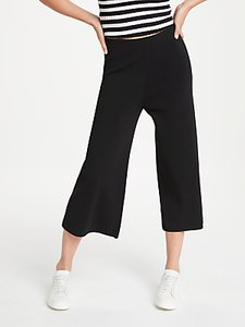 Read more about Patternity john lewis easy knitted culottes black