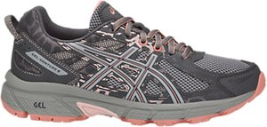 Read more about Asics gel-venture 6 women s running shoes grey pink