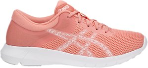 Read more about Asics nitrofuze 2 women s running shoes begonia pink white