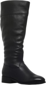 Read more about Carvela tock knee high boots black