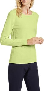 Read more about Jaeger crew neck jumper lime