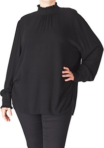Read more about Adia long sleeve blouse black