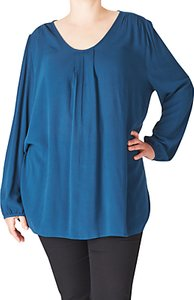 Read more about Adia blouse lake blue