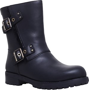 Read more about Ugg niels calf high boots black leather