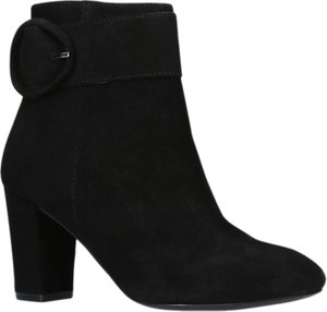 Read more about Carvela sunday block heeled ankle boots black