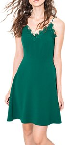 Read more about Wild pony sleeveless dress green