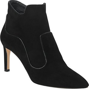 Read more about L k bennett annesha stiletto heeled ankle boots black