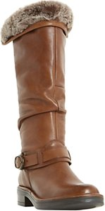 Read more about Dune torie knee high boots tan