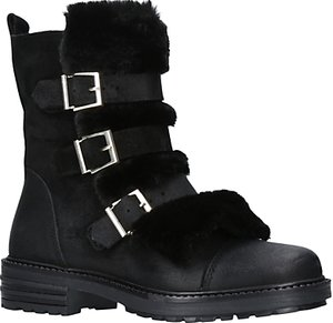 Read more about Kg by kurt geiger sink buckle ankle boots black