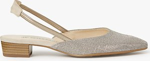 Read more about Peter kaiser castra slingback court shoes sand