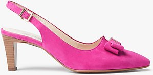 Read more about Peter kaiser mareike slingback court shoes berry suede