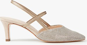 Read more about Peter kaiser mitty slingback court shoes sand