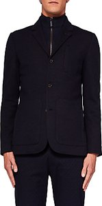 Read more about Ted baker roy jersey jacket navy