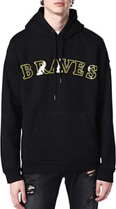 Read more about Diesel s-braves hoodie black