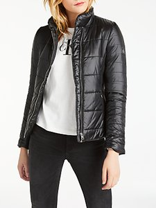 Read more about Calvin klein lightweight padded jacket black