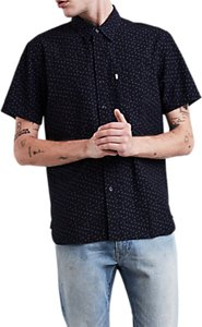 Read more about Levi s sunset one pocket short sleeve shirt