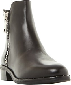 Read more about Steve madden lanna ankle boots black leather