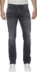 Read more about Tommy jeans slim scanton jeans oak grey comfort