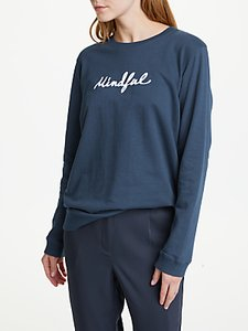 Read more about People tree yoga mindful sweatshirt navy