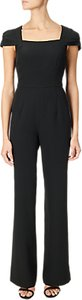 Read more about Adrianna papell origami crepe jumpsuit black