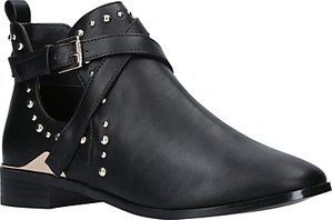 Read more about Miss kg seb studded ankle boots black