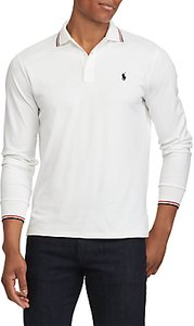 Read more about Polo ralph lauren custom slim fit polo top