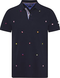 Read more about Tommy hilfiger amos slim fit polo shirt navy
