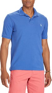 Read more about Polo ralph lauren custom slim fit weathered polo shirt provincetown blue