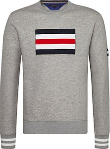 Read more about Tommy hilfiger ramone signature stripe sweatshirt grey