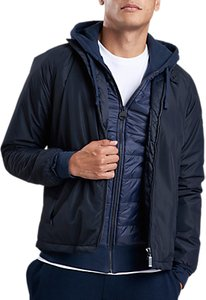 Read more about Barbour international havock waterproof jacket navy